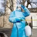 У селі на Кременеччині, де виявили коронавірус, провели дезінфекцію
