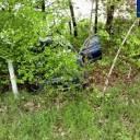 Аварія неподалік с. Озерна: авто розтрощені, на щастя, обійшлося без загиблих