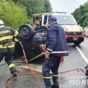 У ДТП на Зборівщині загинув водій (ФОТО)